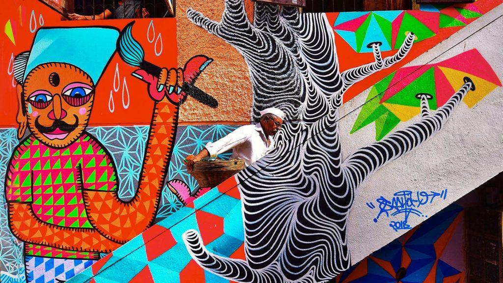 Art Movement Mumbai