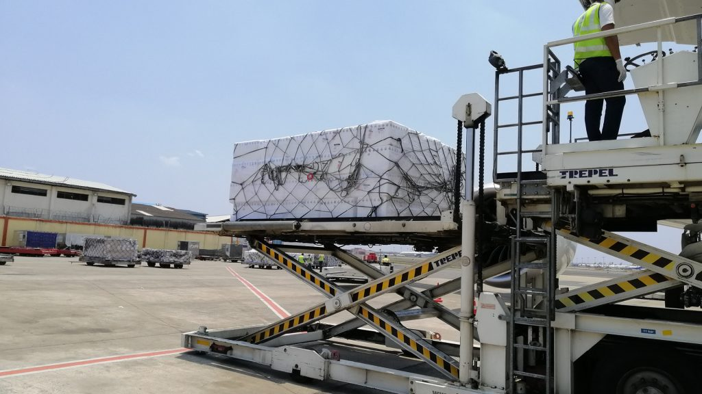 Vistara cargo operations